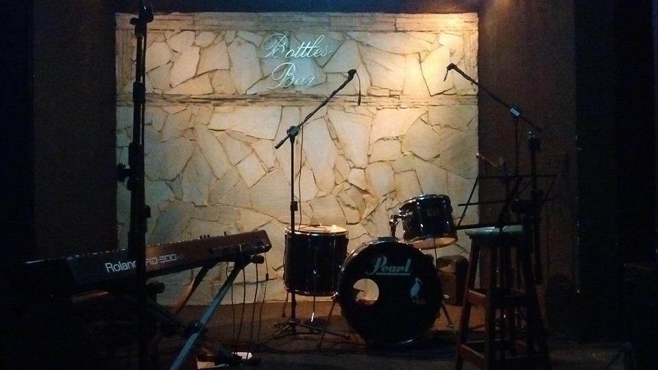 Bottle's Bar, onde Palma começou a carreira e fez seu último show Foto: Bernardo Costa/coisasdamusica
